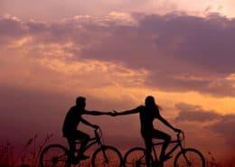 liebespaar-fahrrad
