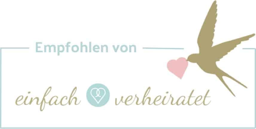 Logo Einfach Verheiratet