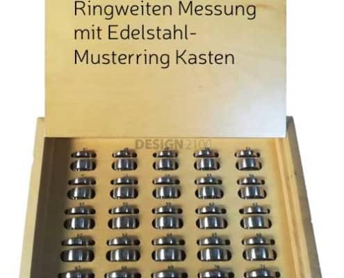 Ringgrößen Messung Musterringe