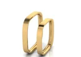 schmale-Eheringe-schmal-eckig-Gelbgold-3mm